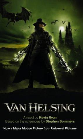 Book cover for Van Helsing