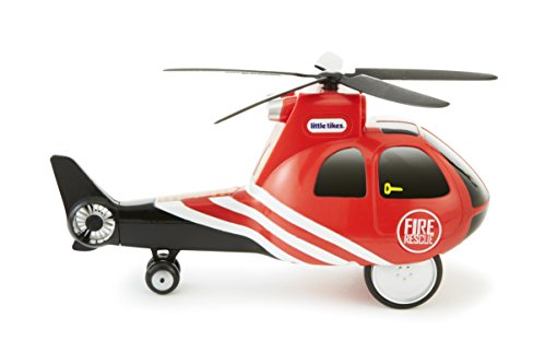 Little Tikes Touch 'n Go Flyers Helicopter ()