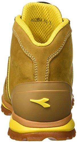 Diadora Glove H S3-Hro-Sra - Calzado de protección de Piel para Camel