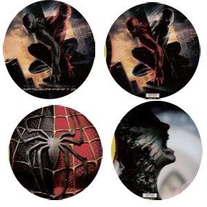 Spiderman 3 - Set 4 of 4