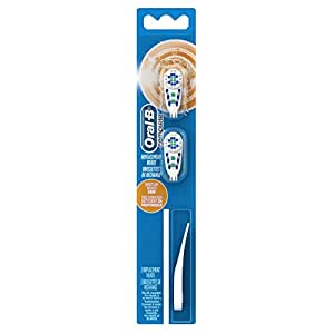 Oral-B Complete Electric Toothbrush Replacement Brush Heads Refill Soft Bristles, 2 Count