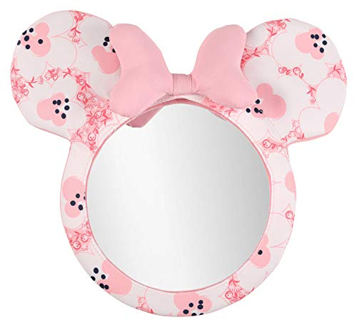 - Disney Minnie Mouse Infant Rear Facing Travel Mirror- Printed