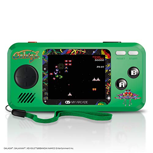 My Arcade Galaga Pocket Player - Collectible Handheld for sale  Delivered anywhere in USA