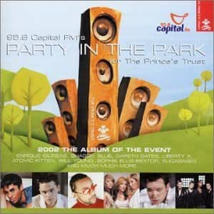 Party in the Park 2002