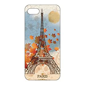 Carcasa funda iBaste pantalla Torre Eiffel impresión plástico Duro Carcasa Piel de teléfono para iPhone 6