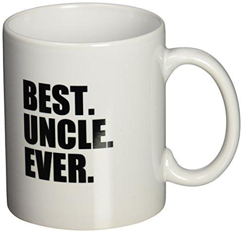 3dRose mug 151546 1 Ever Family Relatives Uncles Black