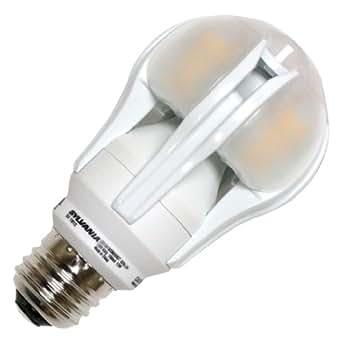 Sylvania 78909 - LED12A19/DIM/O/827/HVP A Line Pear LED Light Bulb