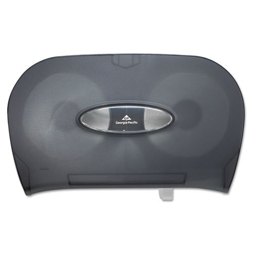 Georgia Pacific Jumbo Jr. Two Roll Bathroom Tissue Dispenser - BMC-GPC 592-09