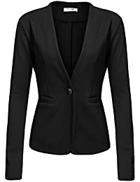 Women's 3/4 Stretchy Ruched Sleeve Open Front Lightweight...