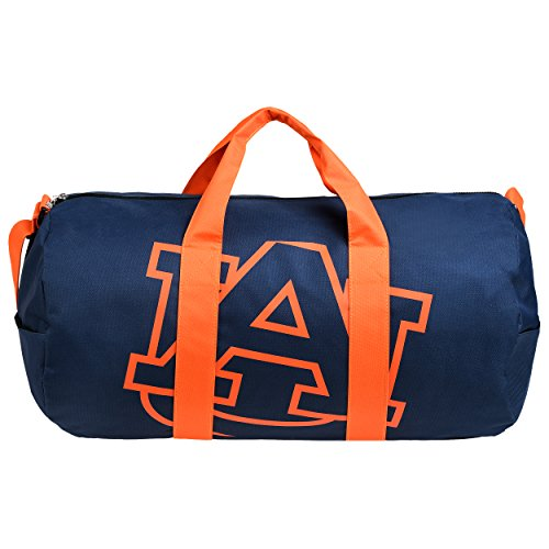 Auburn Vessel Barrel Duffle Bag