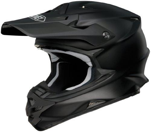 Shoei VFX-W Off-Road Helmet (Matte Black, X-Large)