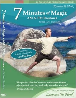 7 Minutes of Magic - AM & PM Routines (Qi Gong/Yoga for ...