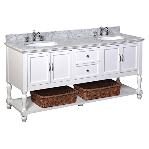 Kitchen Bath Collection KBC6672WTCARR Countertop product image