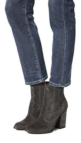 Dolce Vita Botines Conway Para Mujer Gamuza Antracita