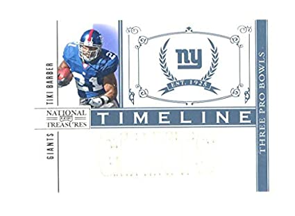 more photos 41bac 8cd4d 2010 Playoff National Treasures Timeline Team Name Jersey ...