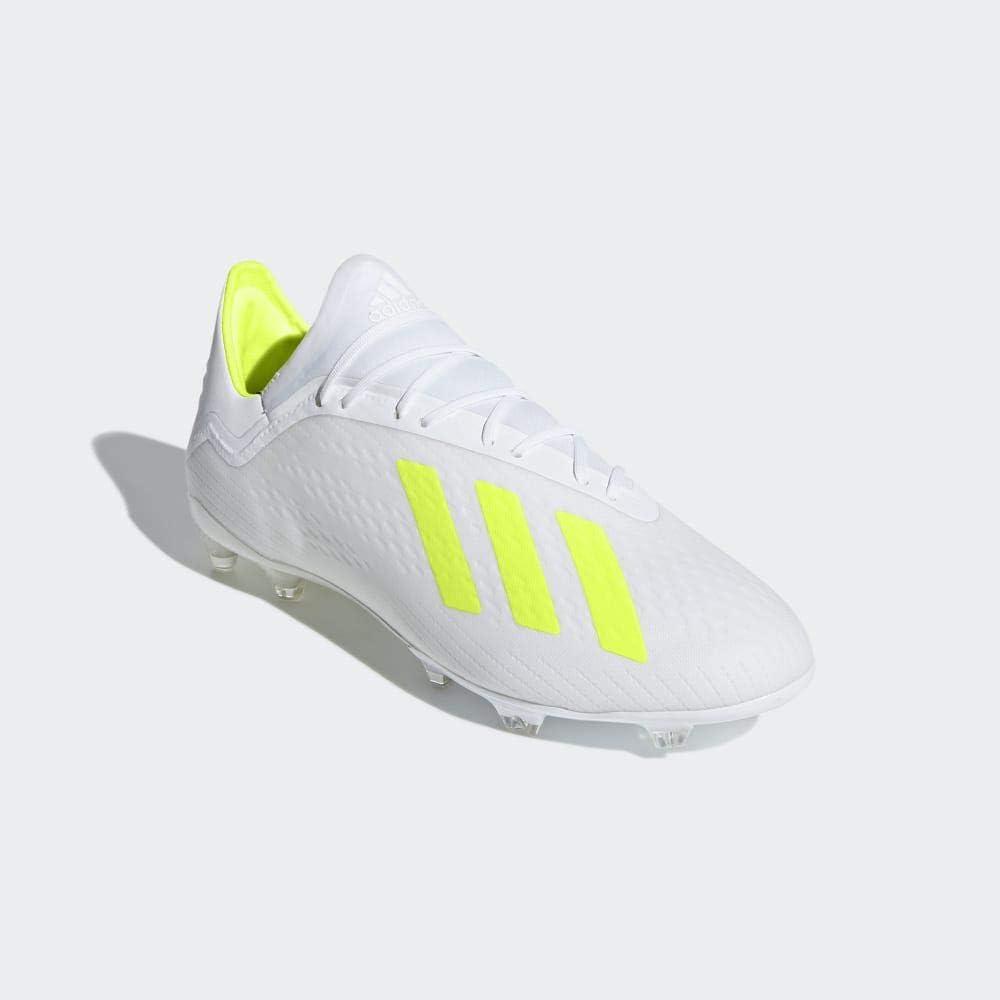 adidas X 18.2 FG, Chaussures de Futsal Homme: