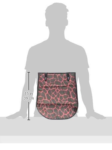 Britax B-Agile Fashion Stroller Kit, Pink Giraffe by Britax USA (Image #3)