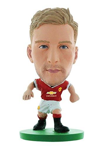 [ Soccer Stars ] Luke Shaw ( Manchester United / 14-15 / Home ) micro Stars SOCCERSTARZ (*)