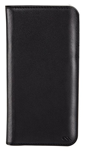 Case-Mate iPhone 7 case - WALLET FOLIO - Black (Compatible with iPhone 6/6s)
