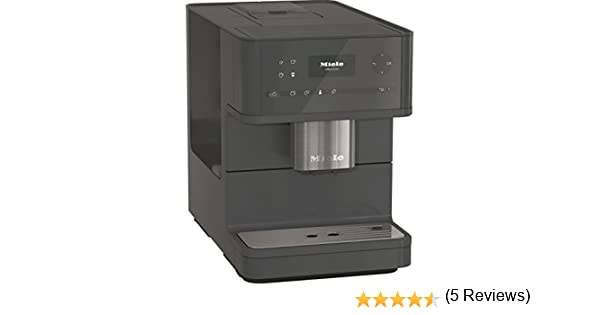 Miele CM 6150 Independiente Totalmente automática Máquina espresso 1.8L Gris - Cafetera (Independiente, Máquina espresso, 1,8 L, Molinillo integrado, 1500 W, Gris): Amazon.es: Hogar