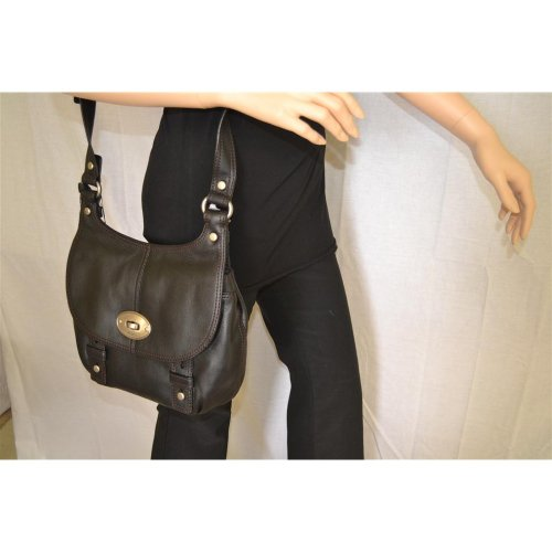 Maddox Flap Color: BLACK, Bags Central