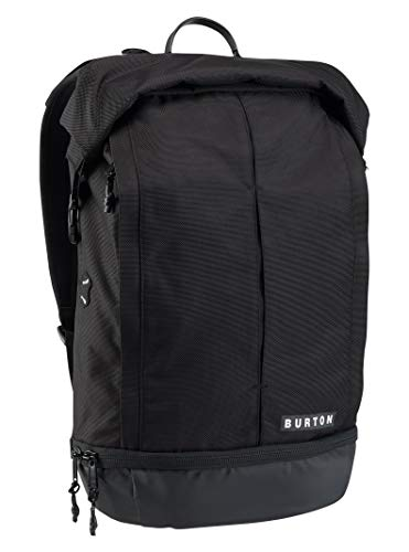 - Burton Upslope backpack, True Black Ballistic, One Size