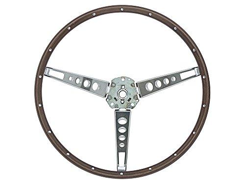 Woodgrain Steering Wheel 15