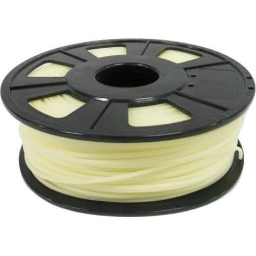 GP3D Flexible 3D Printer Filament Blue Color - .5KG 1.75mm 1lb. Compatible With 3D Printers Reprap, Makerbot Replicator 2, Makergear M2 and up, Afinia, Solidoodle 2, Printrbot GP3D Supplies