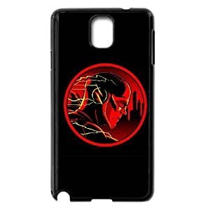 Samsung Galaxy Note 3 Cell Phone Case Black The Flash cfqa