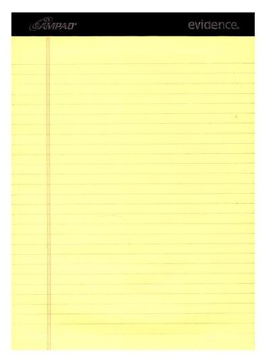 legal pads white - 4