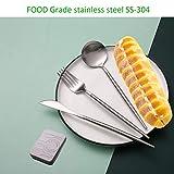 Portable Utensils, Reusable Stainless Steel