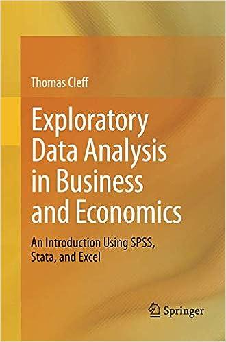 exploratory data analysis spss