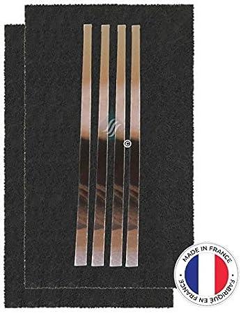 Solución Ahead – 2 filtros de carbón para Campana extractora Brandt, Fagor 74 x 5766: Amazon.es: Hogar