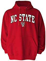Ncaa North Carolina State Wolfpack Pullover Hood, Large, Red