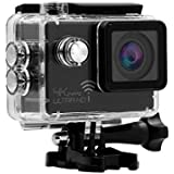 Waterproof Sport Camera, 4K 2 Ultra HD 1080P WiFi 16MP Video Recorder Sport Toy Action Camera Digital Cameras