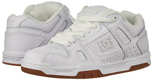 Gomme Shoes Up Dc Lace Homme Blanc Stag 8gHw6qF