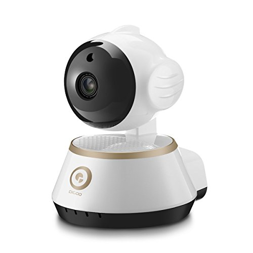 DIGOO DG-M1X 960P Home Security Camera, IP Camera, Pan/Tilt/Zoom, 355°Horizontal & 90° Vertical Rotation Cmera With Motion Detection, Night Vision, Two-way Audio, ONVIF Support