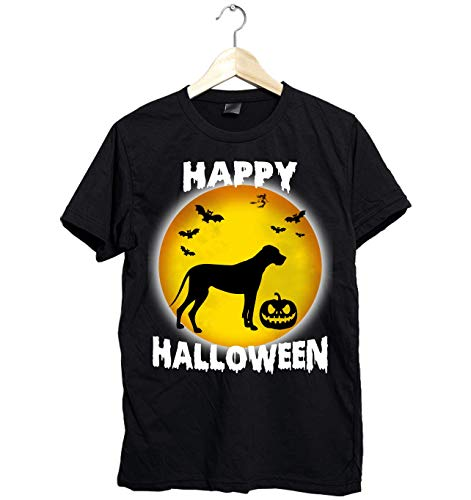 Amazing Happy Halloween Great Dane shirt - Funny Gift for Great Dane Lovers this Halloween- Unisex Style Size Up to 6XL - Fast Shipping ()