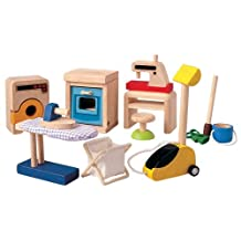 Plan Toys- Doll House Household Accessories Set