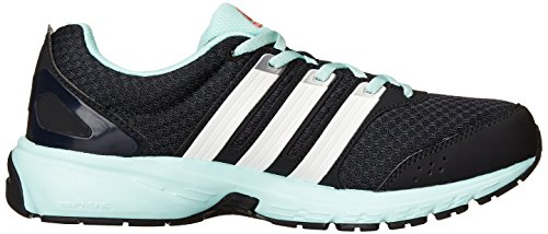adidas Performance mujer Madison RNR W Running Shoe Night Grey/Frost Mint F14/Running White