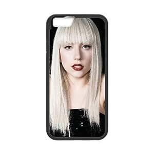 Lady Gaga iPhone 6 4.7 Inch Cell Phone Case Black xlb-081731