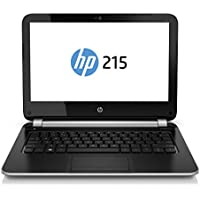 HP 215 G1 11.6 Notebook PC - AMD A6-1450 1.4GHz 4GB 320GB HDD Windows 10 Professional (Certified Refurbished)
