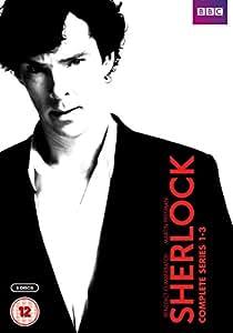 Sherlock - Series 1-3 [Region 2 - Non USA Format] [UK Import]