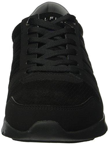 Tommy Hilfiger T2285obias 5b - Tacones Hombre negro (black 990)