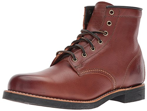 Frye Heren Arkansas Mid Lace Boot Redwood - 87052
