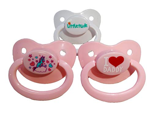 Littletude ABDL Adult Pacifier - Variety 3
