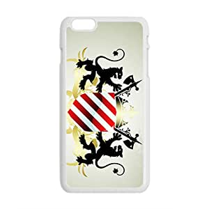 Shield Pattern Hot Seller High Quality Case Cove For Iphone 6 Plaus
