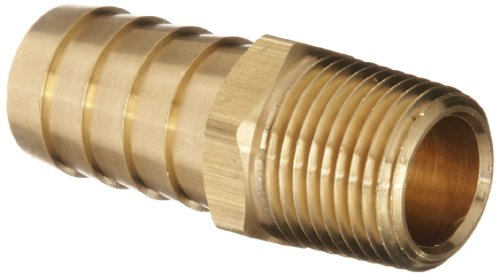 Dixon BN64 Brass Hose Fitting, Adapter, 1/2
