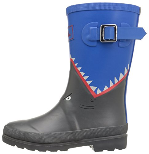 Pictures of Joules Boys' Printed Welly Rain Boot 9 M US 5