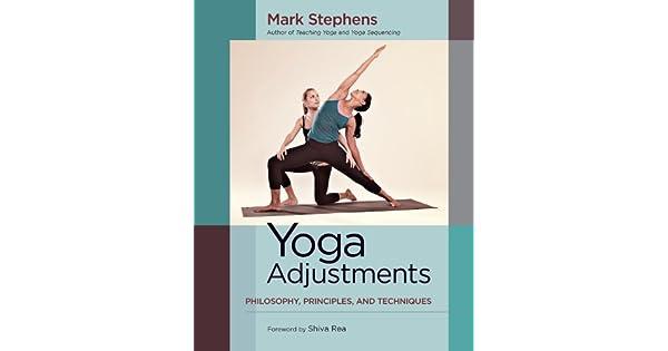 Amazon.com: Yoga Adjustments: Philosophy, Principles, and ...